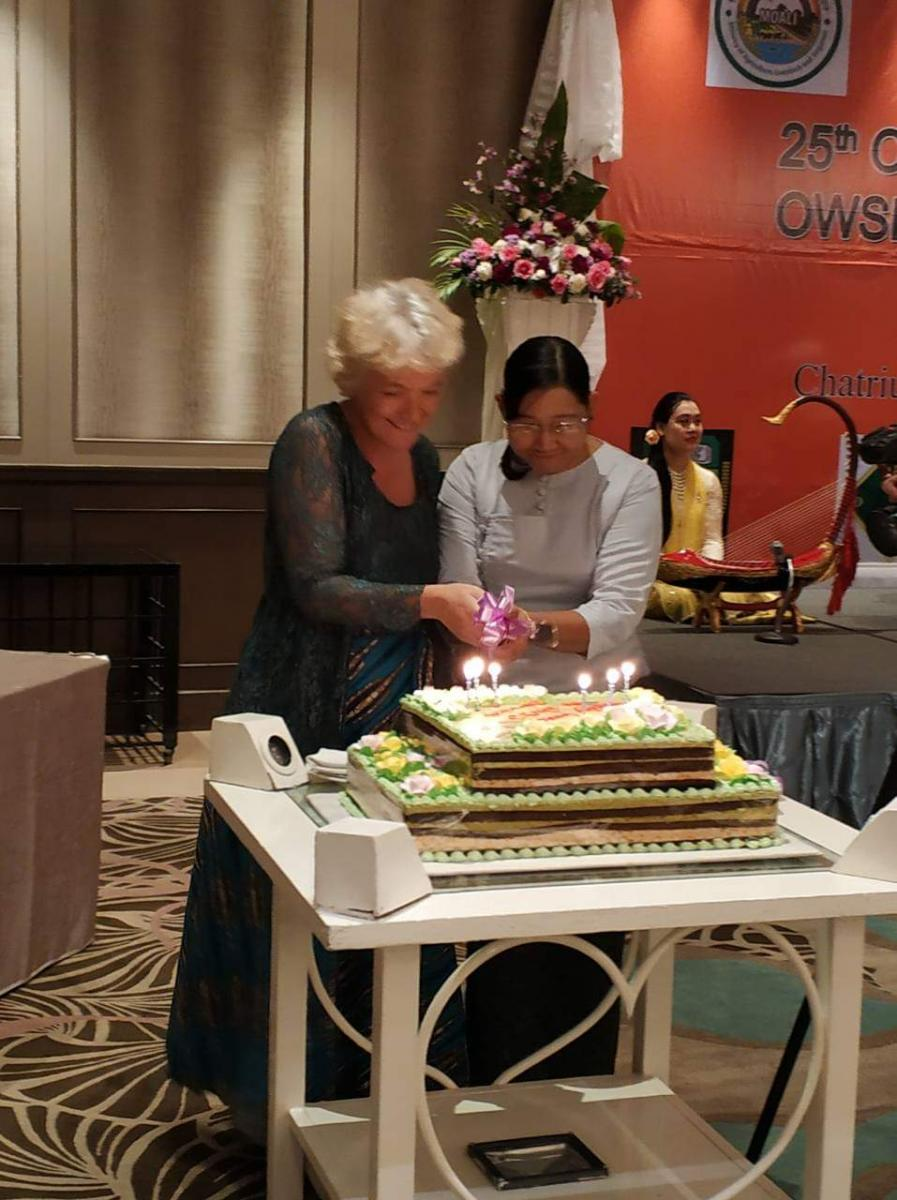Ghana, Myanmar, Zimbabwe Launch National Chapters | OWSD